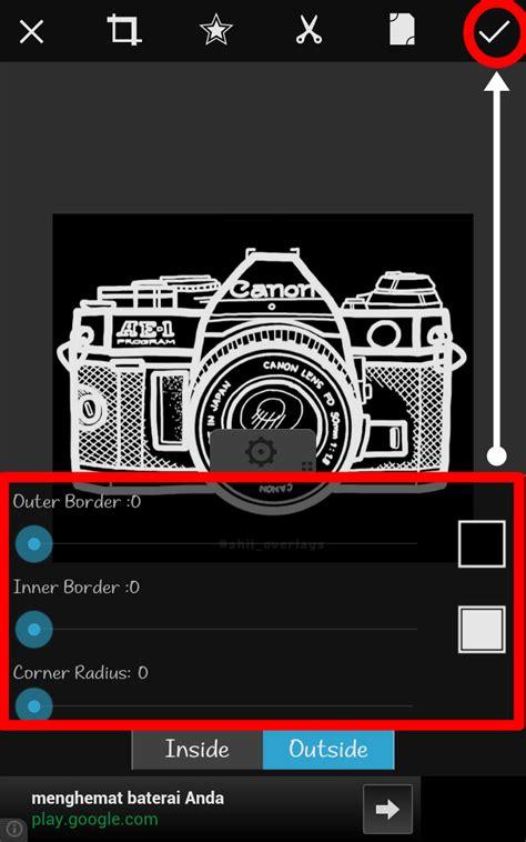 tutorial dengan picsart justtxtme tutorial menggunakan overlays dengan picsart di