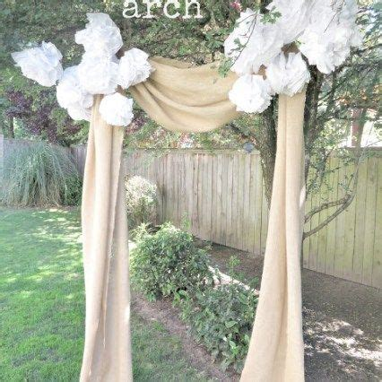 wedding arches decorated with burlap 17 best ideas about burlap wedding arch on rustic wedding arbors rustic wedding