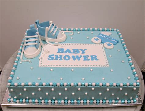 Baby Shower Sheet Cakes by Baby S Sheet Cake Mousse