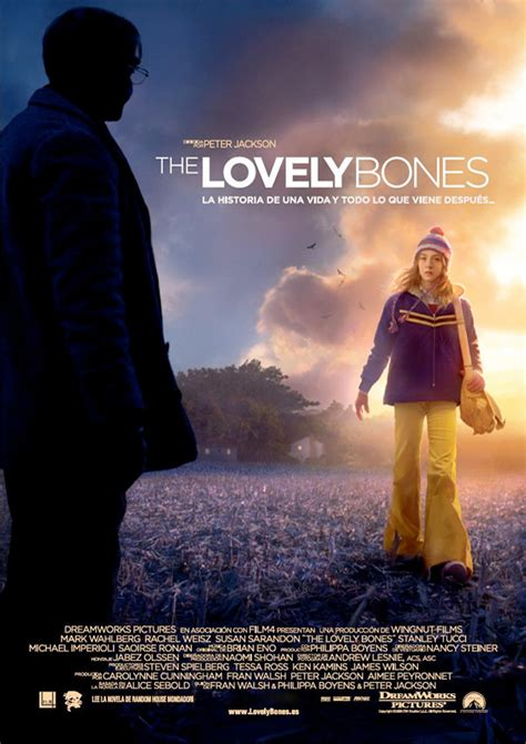 the lovely bones series 1 cartel de the lovely bones poster 1 sensacine