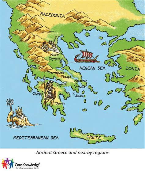 map of archaic greece 1000 images about maps of greece on ancient