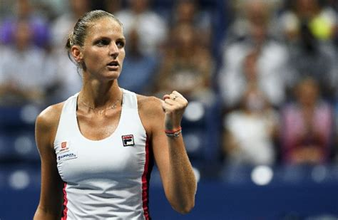 tattooed and very tall pliskova stands out at us open