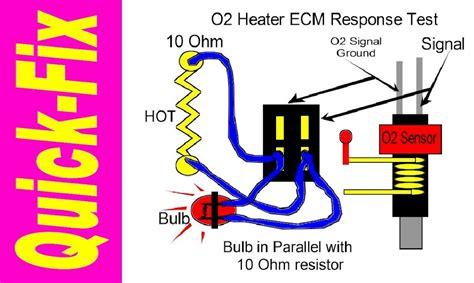Be You 02 o2 sensor heater fix