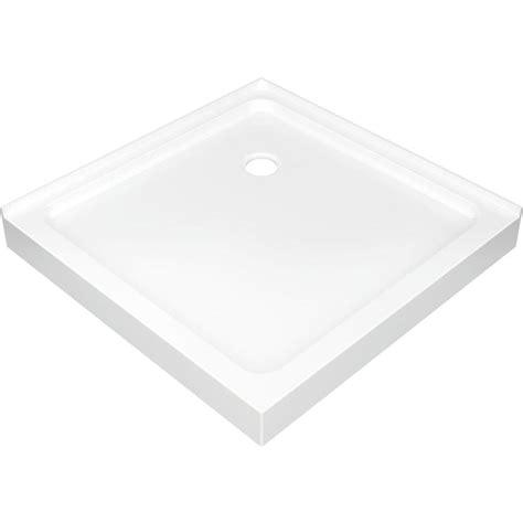 36 Shower Base by Dreamline Slimline 36 In X 36 In Threshold Shower