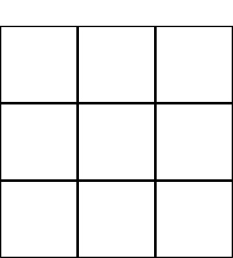 3x3 Printable Card Template by Free Bingo Card Template Large Printable Blank Bingo Page
