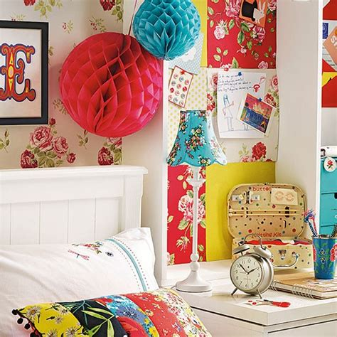 Colourful Bedroom Designs Colourful Boho Chic S Bedroom Children S Room Decorating Housetohome Co Uk