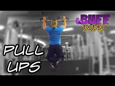 tutorial dance pull up how to perform pull ups proper pull up exercise tutorial