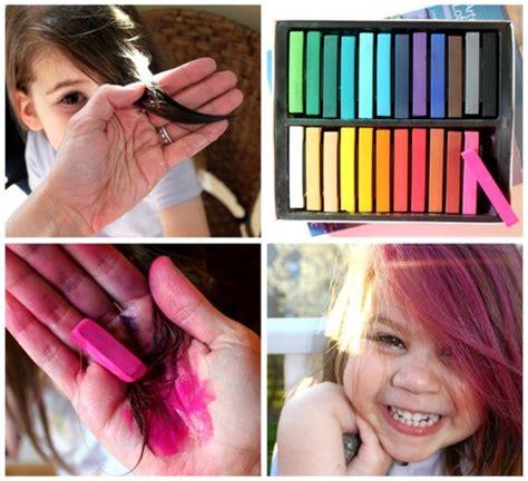 hair chalking a new look at diy hair color stylenoted nail polish hair dye colourful pastel hair wheretoget