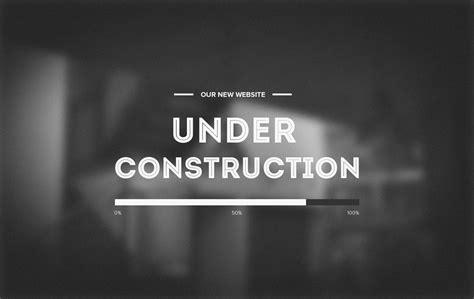 underconstruction template temp