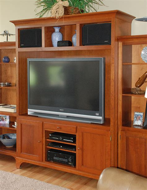 Stand Alone Kitchen Cabinets Custom Living Room Cabinets Entertainment Centers