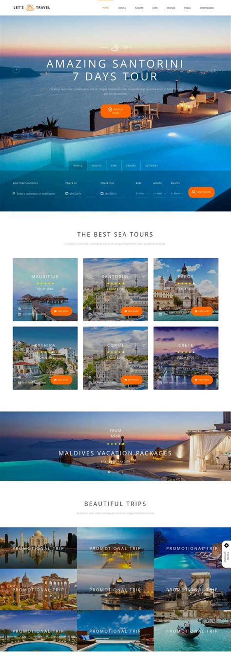 best hotels booking site 20 best html responsive booking templates for travel