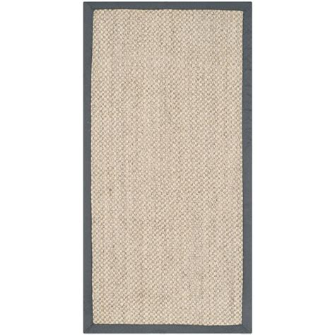 2 X 4 Area Rugs Safavieh Fiber Marble Grey 2 Ft X 4 Ft Area Rug Nf443b 240 The Home Depot
