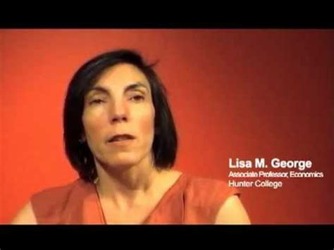 lisa m youtube lisa m george applications of economics research to