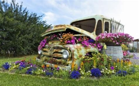 imagenes originales de jardines 80 im 225 genes de hermosas macetas originales y recicladas