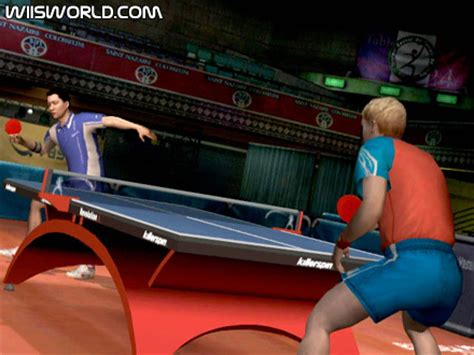 Rockstar Table Tennis by Rockstar Table Tennis On Wii