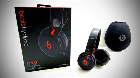 Beats Detox Vs Real Box by Beats By Dr Dre Mixr On Ear Headphones Black Reviews