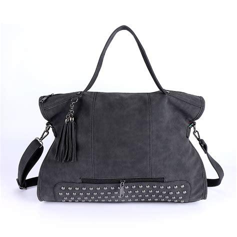 Gt2273 Tas Slempang Wanita Tas Murah Handbag Tas Kerja Tas Import tas selempang wanita rivet style black jakartanotebook