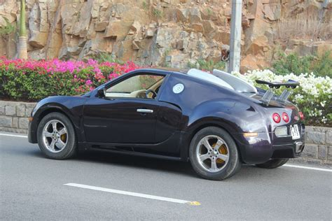 replica cars can t afford a bugatti veyron how about a suzuki based