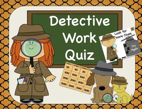 theme powerpoint quiz free downloads elementary learning solutions editable