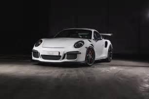 Porsche On The Line Techart Porsche 911 Gt3 Rs Carbon Line Gtspirit