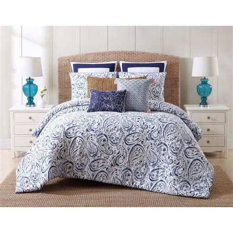 twin xl bedding oceanfront resort indienne paisley twin xl comforter set