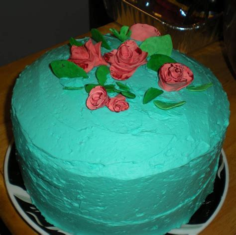 You have to see My First Buttercream Cake on Craftsy!