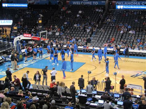 okc colors okc thunder color guard nov 23 2018