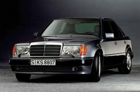 1991 1994 mercedes 500e e500 w124 classic revisited