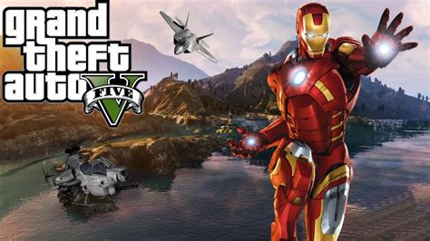 gta ironman mod pc game download gta v new iron man mod v2 is available for download game