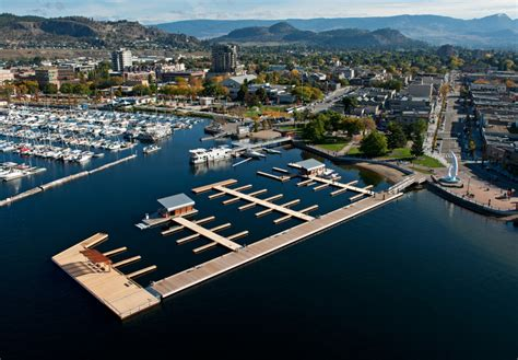 Tips When Building A Home by Kelowna Downtown Marina Kelowna Marina And Public Pier In Kelowna Bc