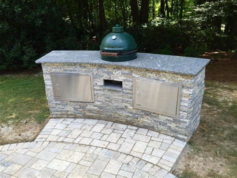 13 outdoor kitchen countertop options hgtv