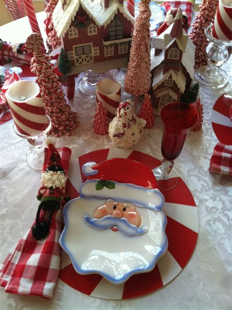 Decorating A Dining Room Buffet gorgeous christmas table settings mommy decorates