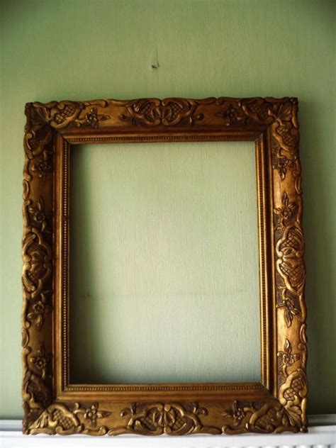large decorative frame large decorative solid wood old painting frame frame