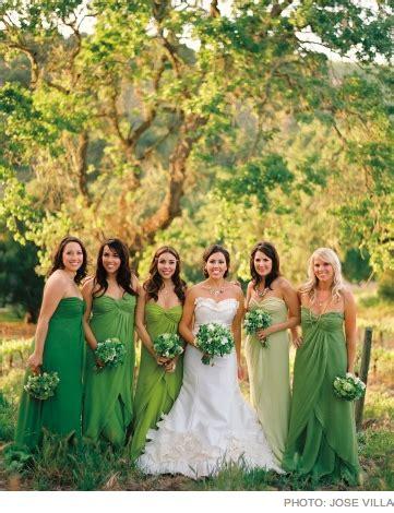 グリーン 緑色 を結婚式のテーマカラーに ウェディングアイデア 結婚式準備ブログ オリジナルウェディングを