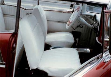 kings auto upholstery the kings of upholstery a classic white car interior