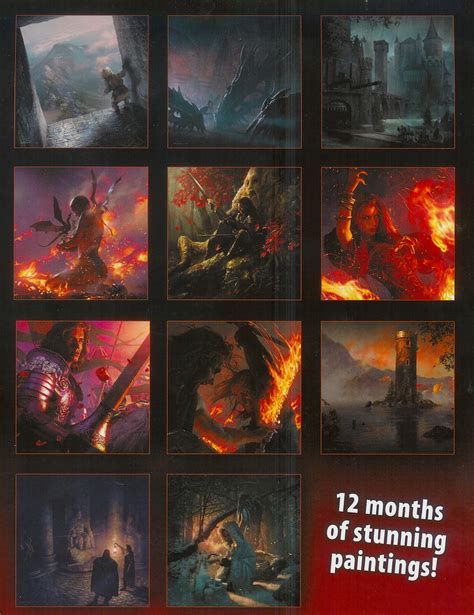 song of ice and fire 2012 calendar andre a song of ice and fire calendar a wiki of ice and fire