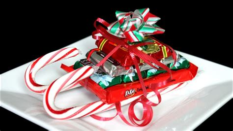 candy cane skeigh xmas craft d i y gifts that you ll actually pull