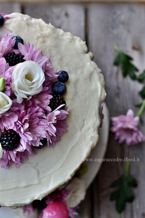 torte di fiori torta fiori e frutti zagara e cedro