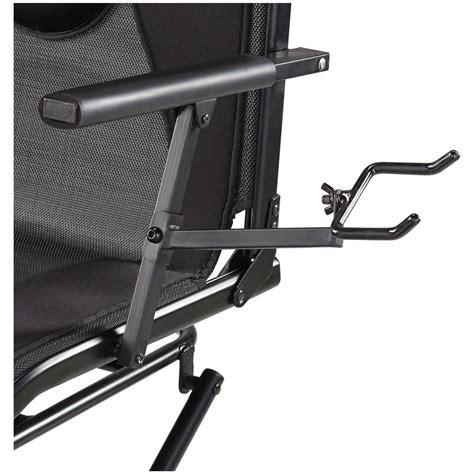 swivel blind chair guide gear 360 186 swivel blind chair 637654