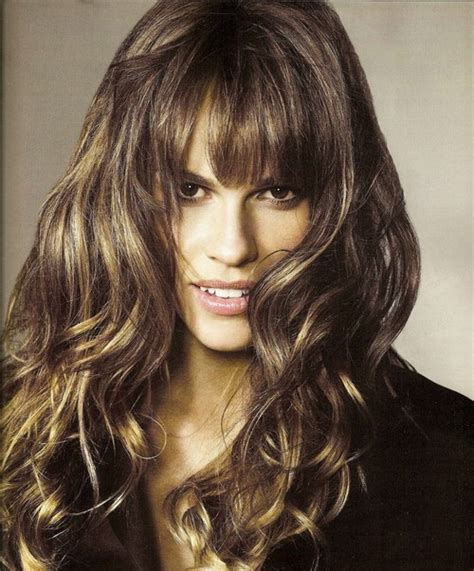 bangs with long ccurly hair 5 haircut ideas for curly hair with bangs women hairstyles
