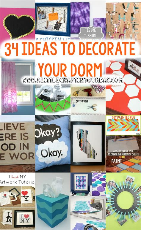 Crafts To Decorate Your Room by Decor Ideas 34 Ideas To Decorate Your A