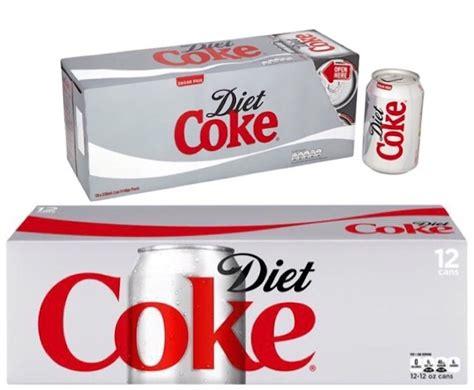hot diet coke stock  deal  packs