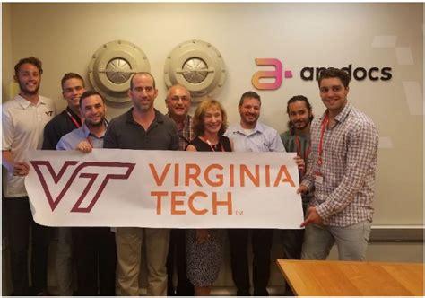 Virginia Tech Mba Northern Virginia by Plin College Of Business Plin Virginia Tech
