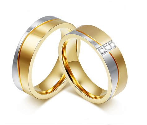 Wedding Rings by Richmond Titanium Wedding Ring Zoey