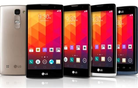 lg new model mobile lg to launch new budget smartphone models at mwc