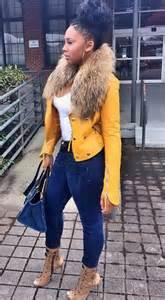 jacket streetstyle fashion swag heels bag