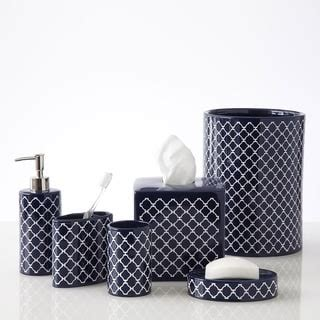 navy blue bathroom accessories bathroom accessories