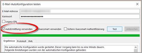 Office 365 Outlook Autodiscover Exchange Web Services Und Office 365