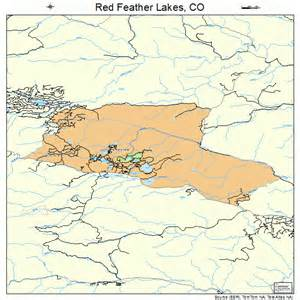 feather lakes colorado map 0863320