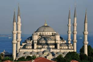 Mosque In Mosques In Istanbul